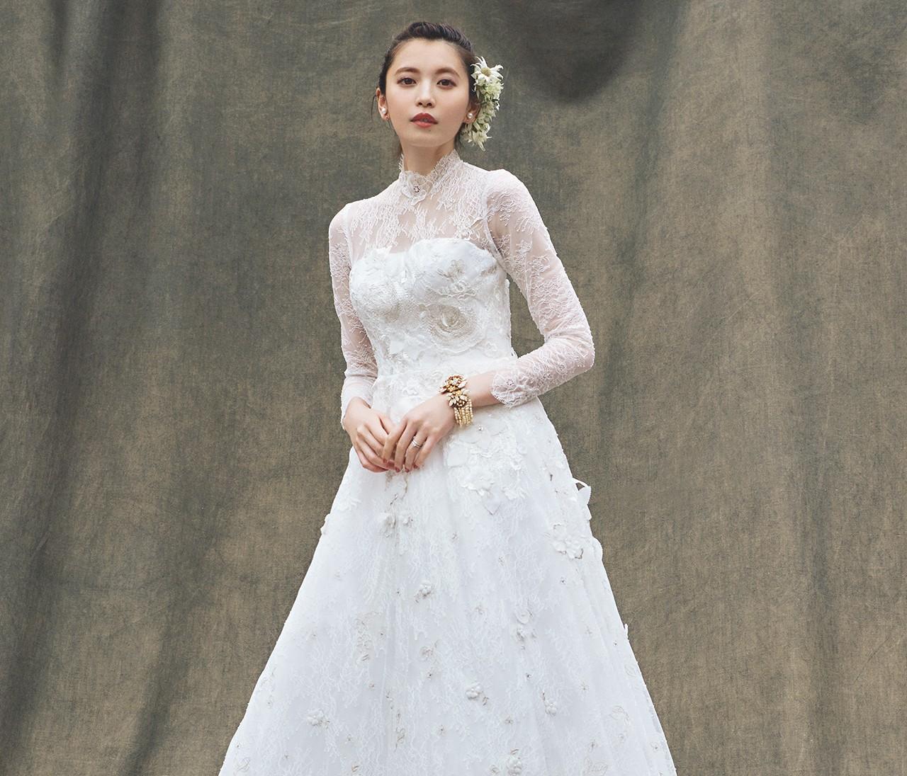 心を込めて作られ、選ばれた、祝福に満ちた愛されドレス