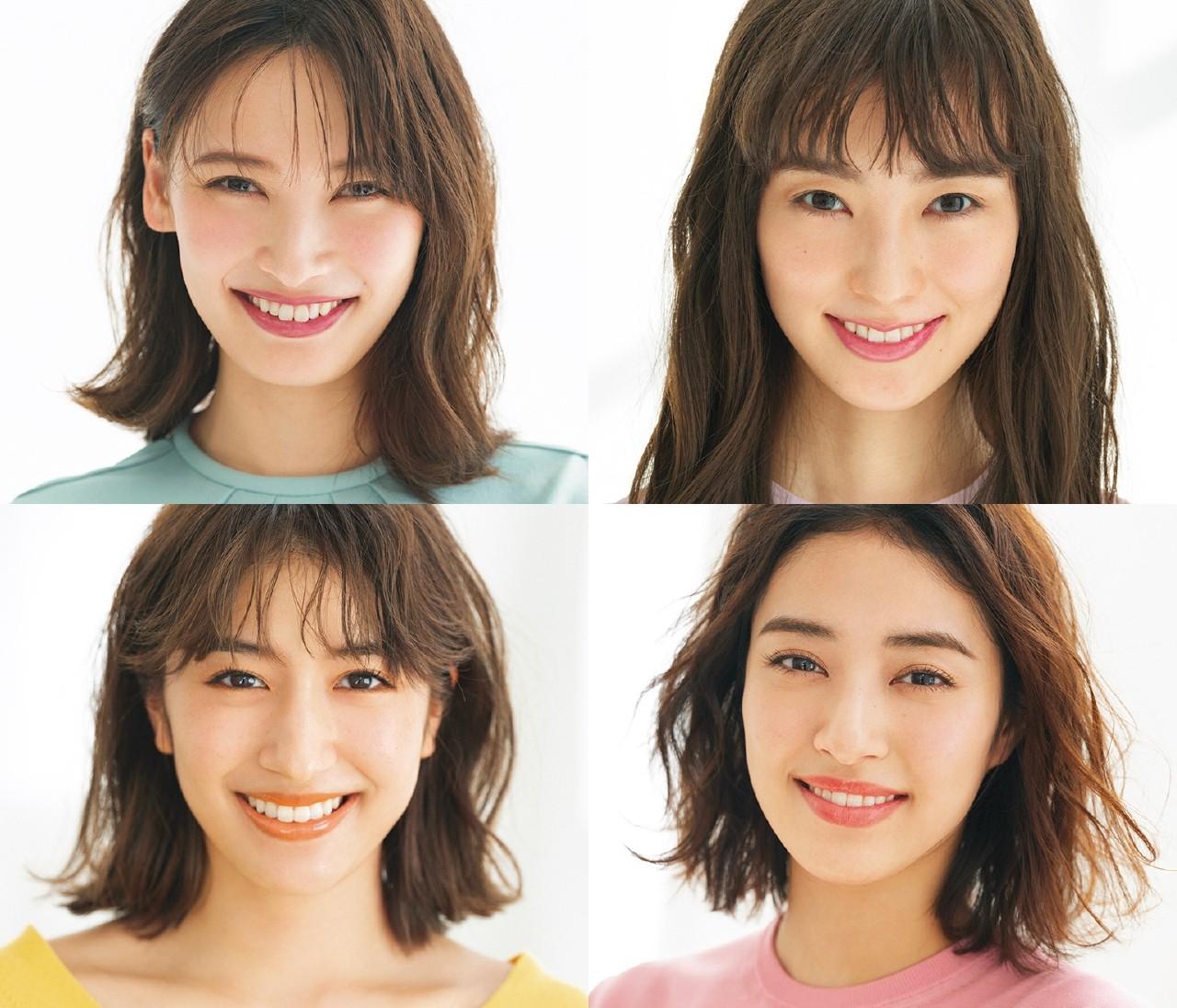 【カラー診断】「肌の色×顔立ち」から自分に似合う<きれい色>を見つけよう!