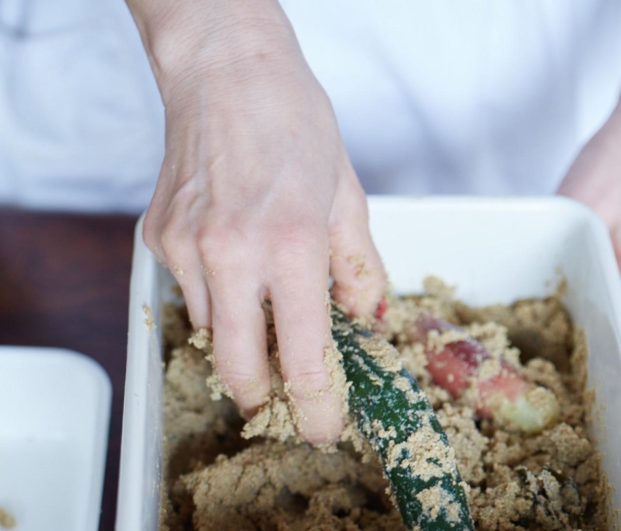 【基本のぬか漬けレシピ】美肌&免疫力アップ!おうちで簡単レシピ6