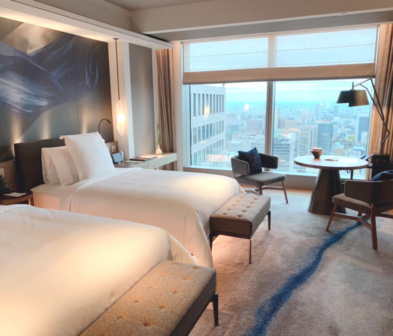 2020年開業!最新ホテル・フォーシーズンズホテル東京大手町