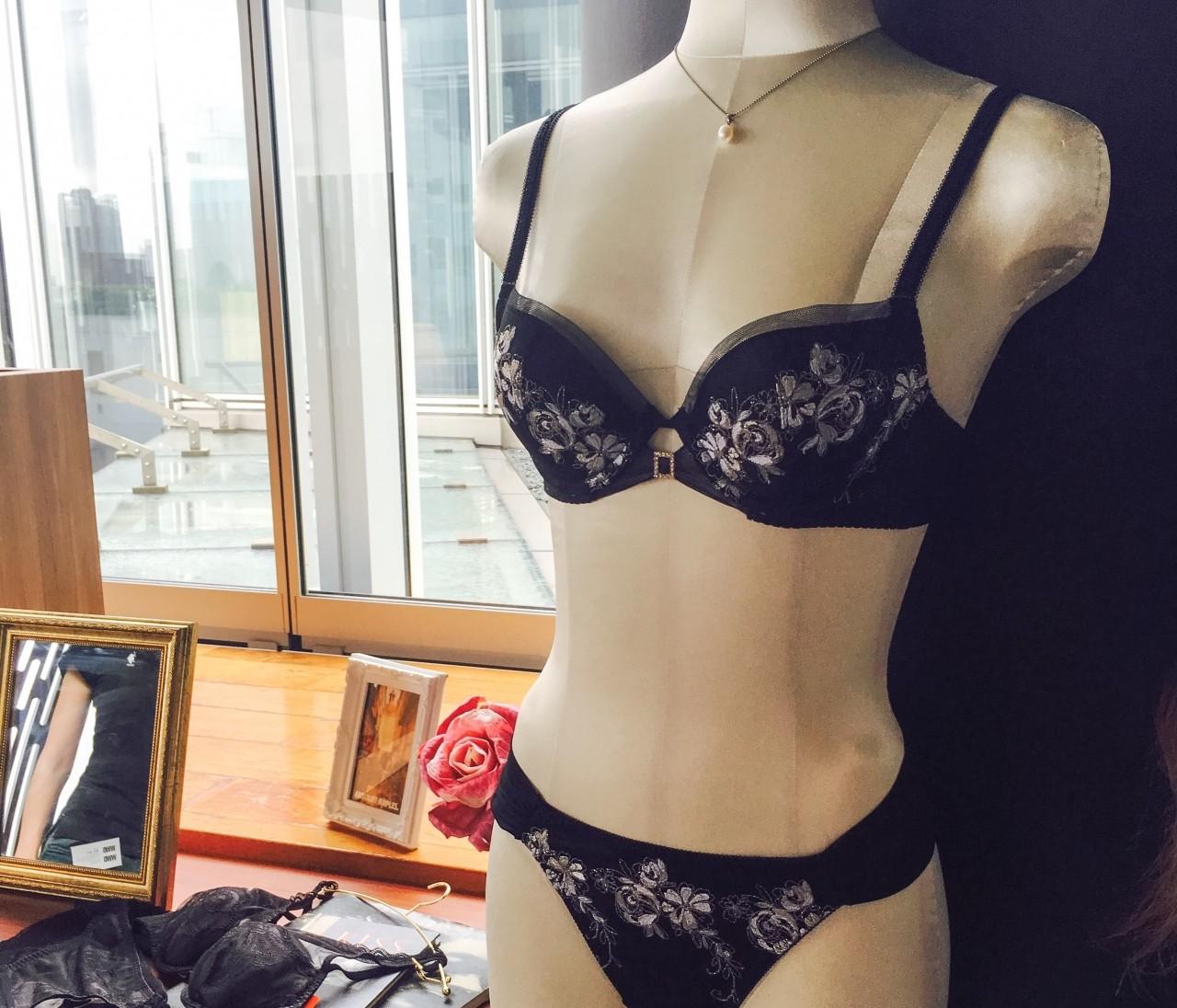 ランジェリーデビューならトリンプ「Dress」シリーズが良い!