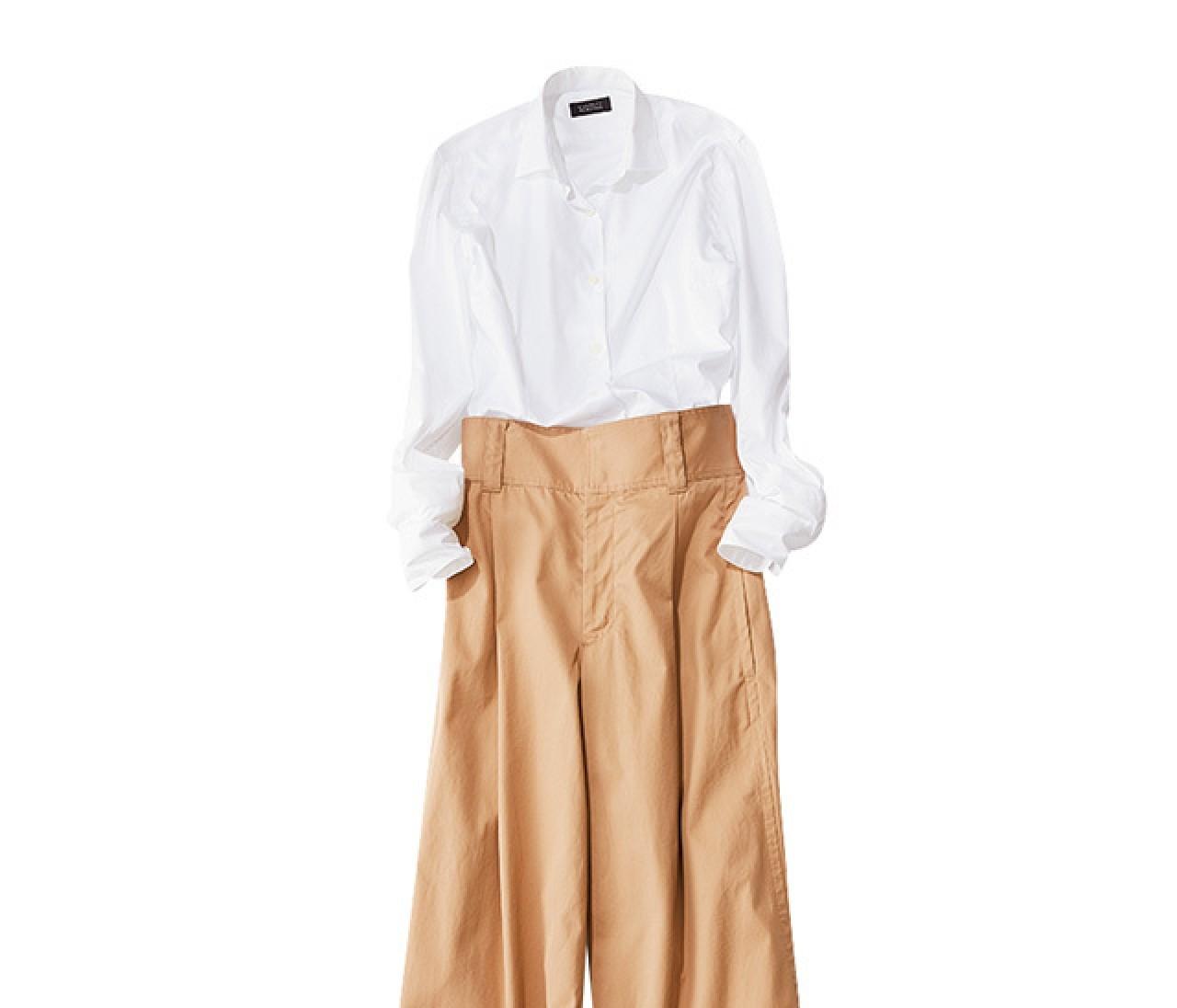 【鉄板5足】でただのシャツ×パンツを最旬コーデにする方法