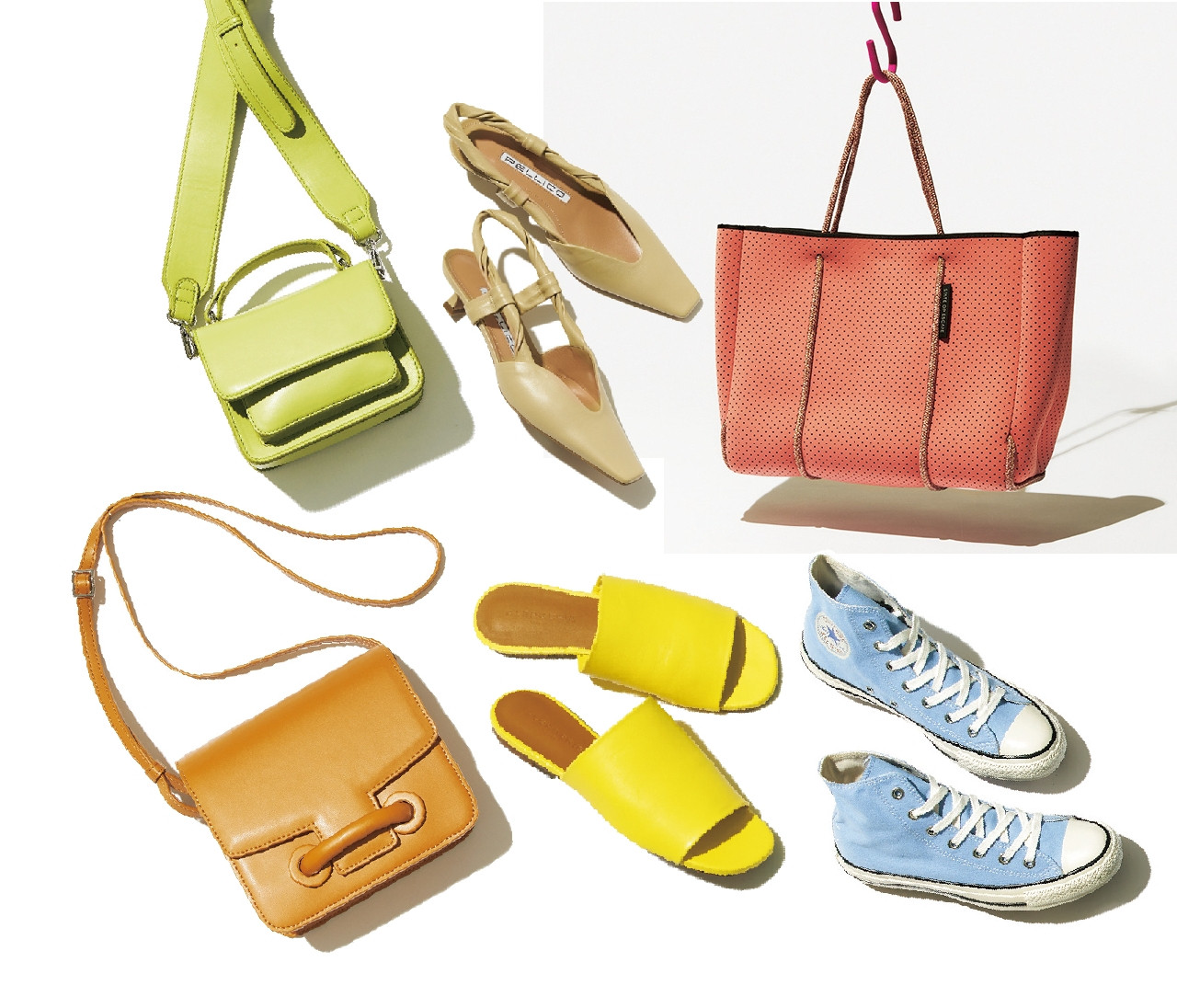 【2021春の靴&バッグ59選】トレンド感満載の靴とバッグをまとめてチェック!