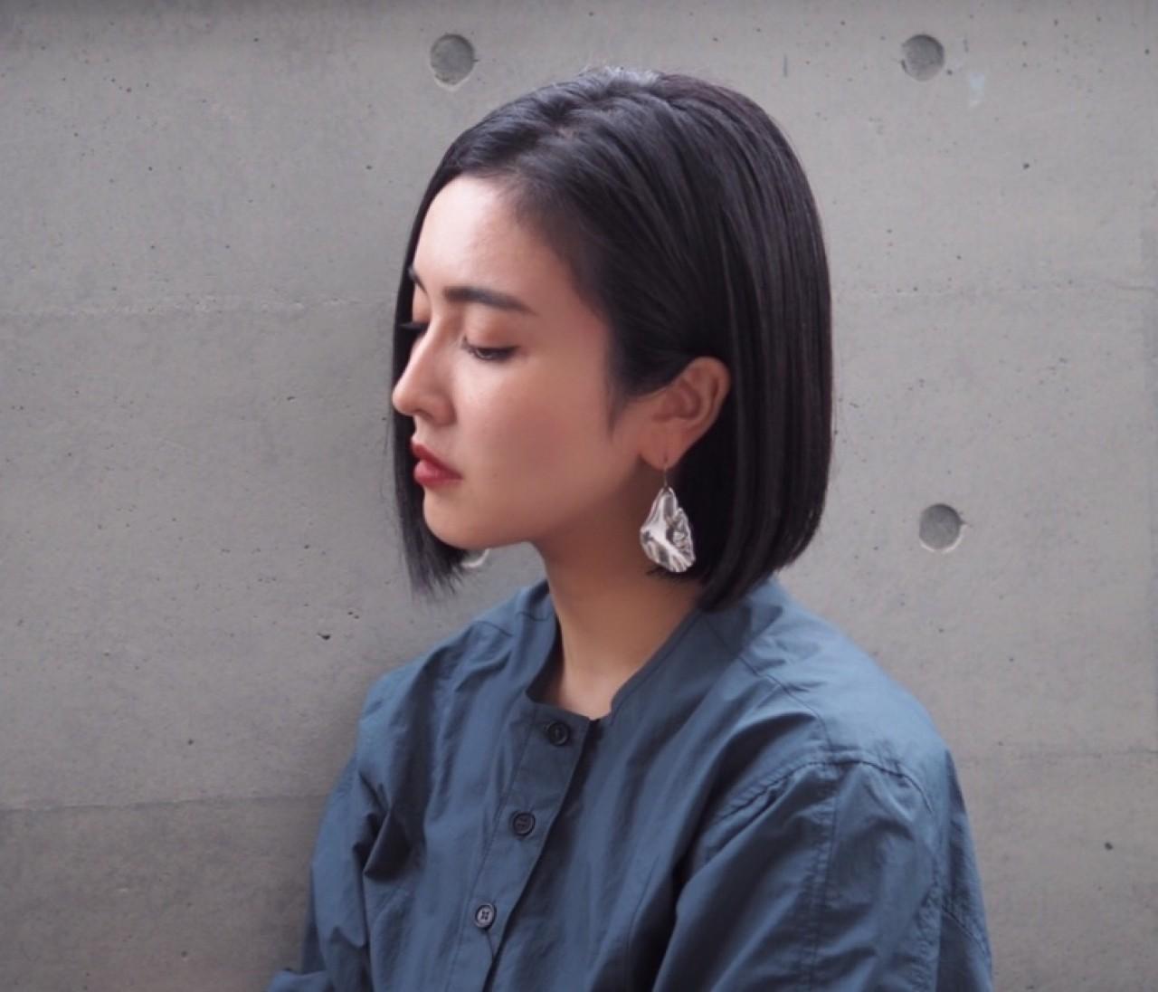【#nofilter】動画で解説!iHerbとロフトで作る美容師直伝セミウエットヘア