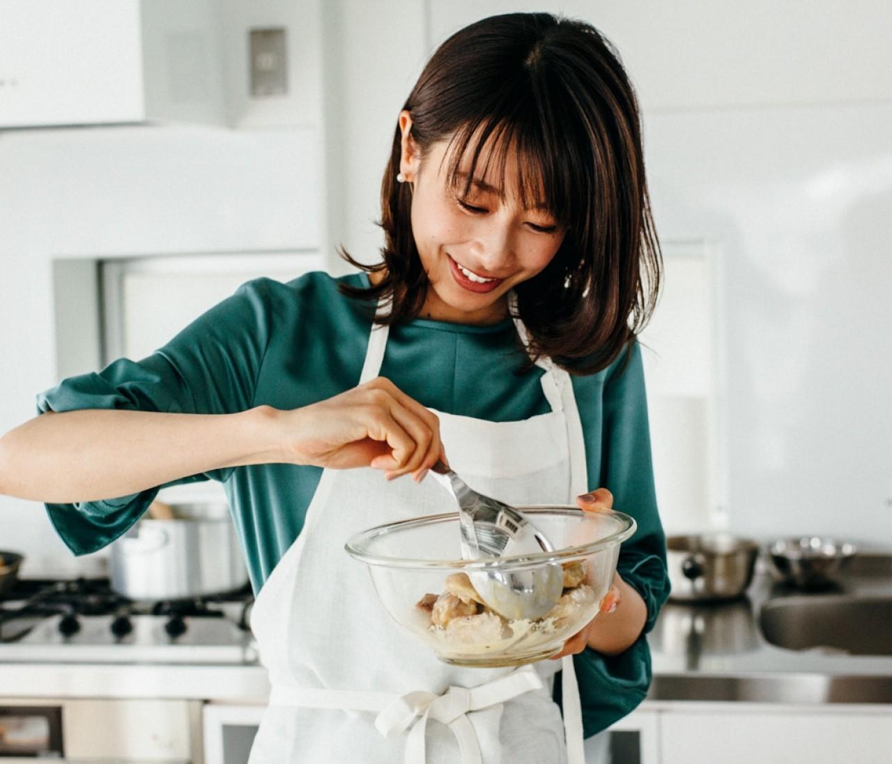 フォトジェニックでお腹も満足。「春サラダランチ」を作ってみよう! 【お料理新連載スタート】
