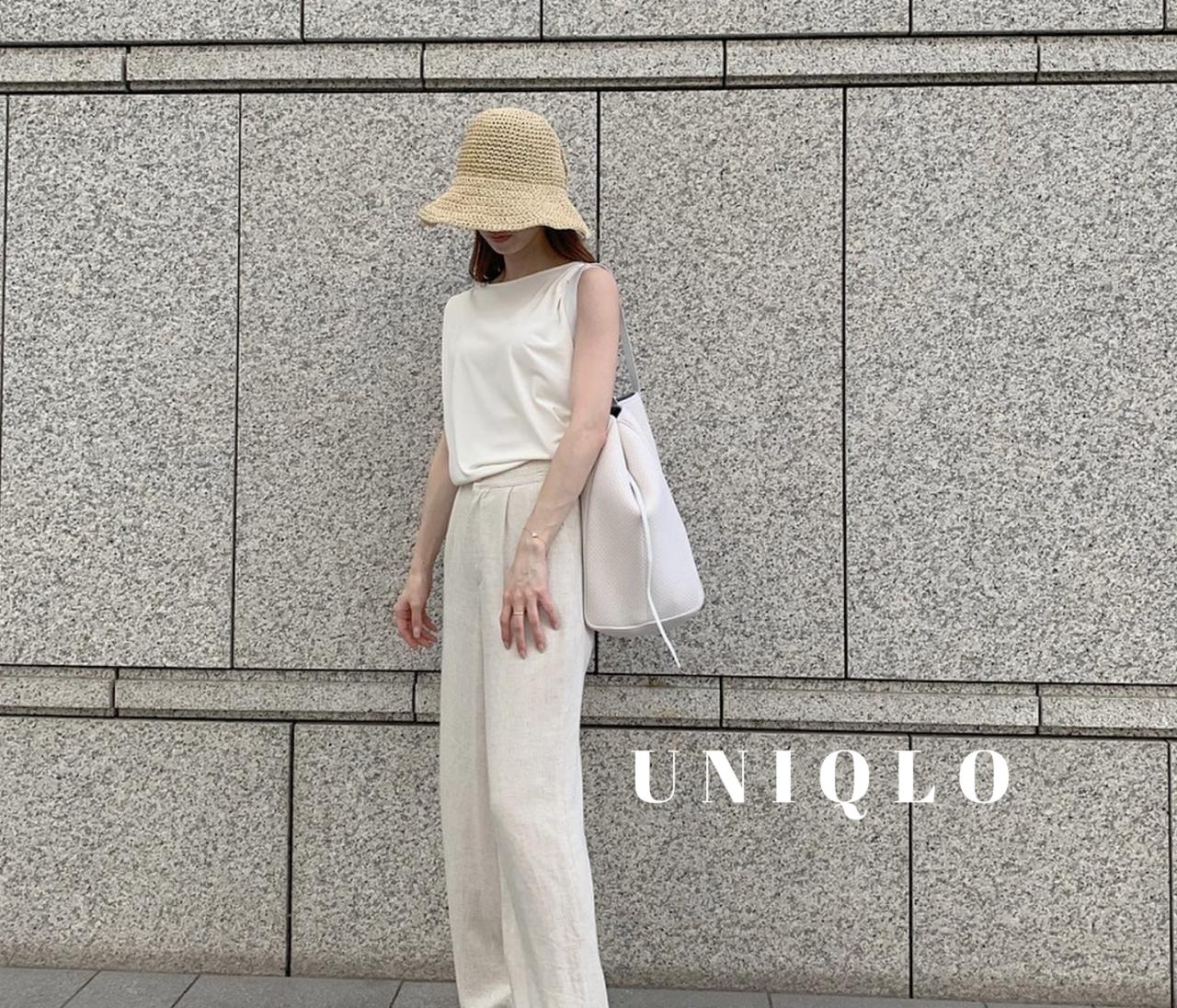 【UNIQLO】今年の夏マストのクレープジャージーT