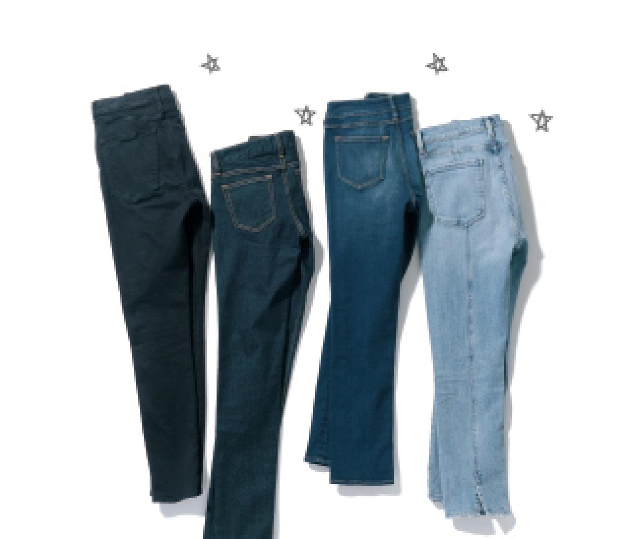 すっきり美脚見え!プロが選んだ【可愛げヒップ賞】のジーンズとは?