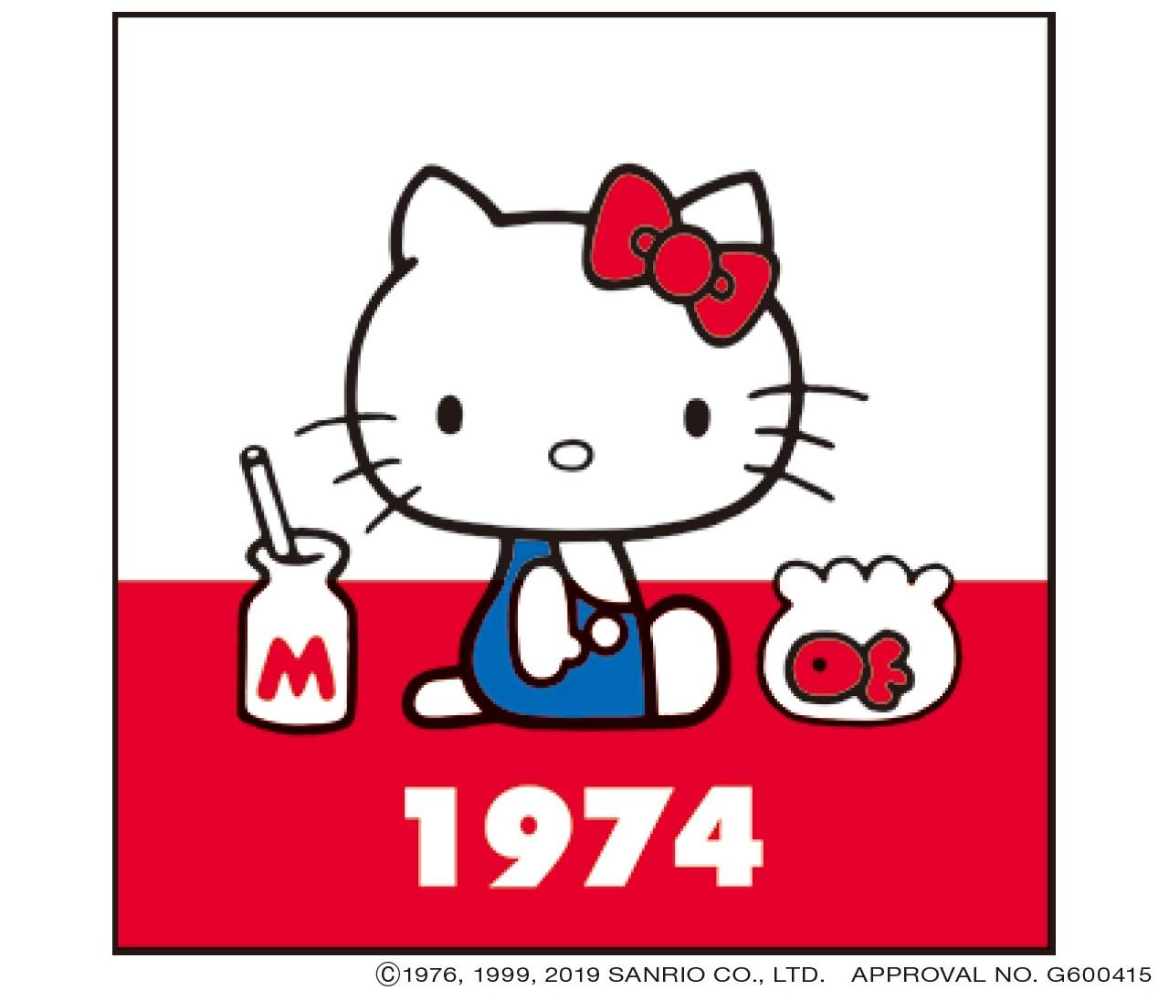 【祝ハローキティ45周年】ハローキティの歴代デザインを振り返ろう