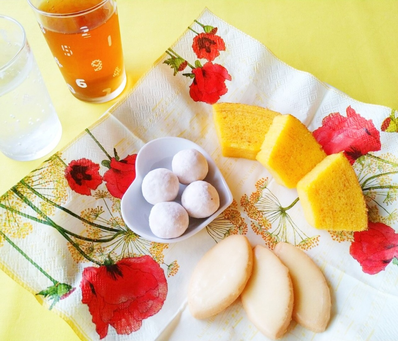 【無印良品】レモンのお菓子が人気!「レモンバウム」「サブレシトロン」「レモンのブールドネージュ」で夏の午後が優雅なひとときに