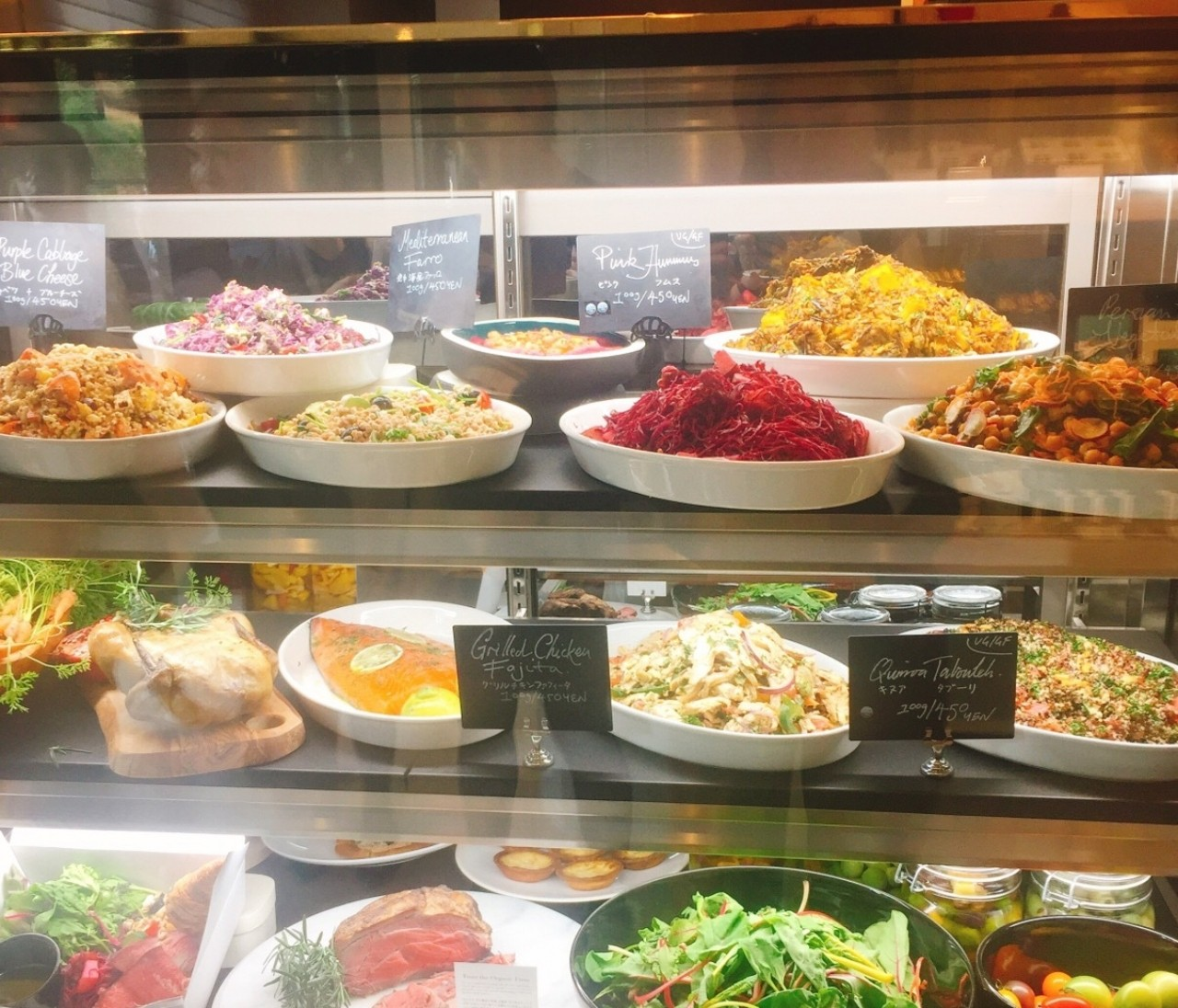 表参道にニューオープン! 「ELLE cafe Aoyama」は、きれいになれるデリ&スイーツ天国♡