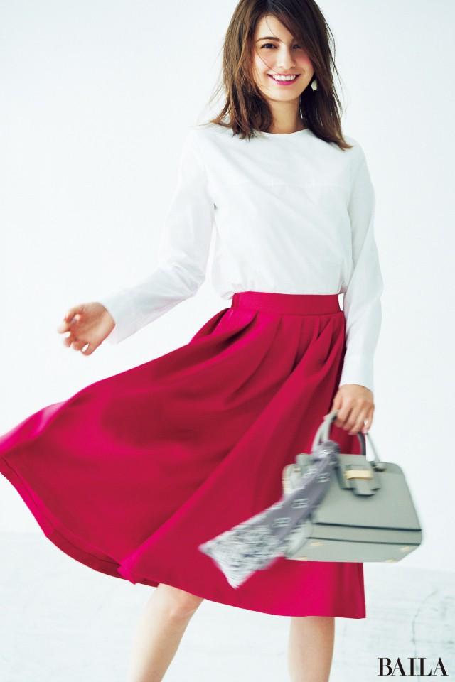 【BAILA3月号&週4ブランド】で通勤服をもっとおしゃれに♡_2_2