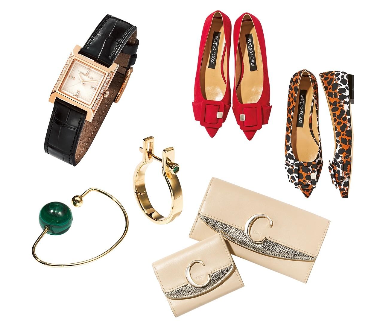 ハイブランドの財布やパンプスからジュエリーまで♡【今月のおしゃれニュース】