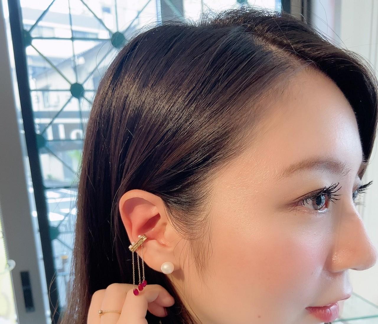 流行りのイヤカフはプチプラで♡おすすめECサイト!