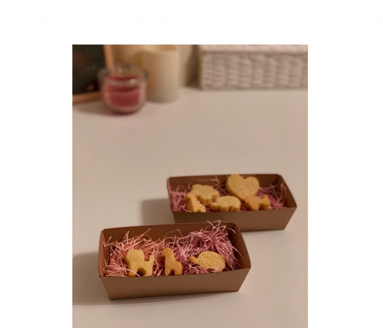 【セリア/DAISO】簡単クッキー作り