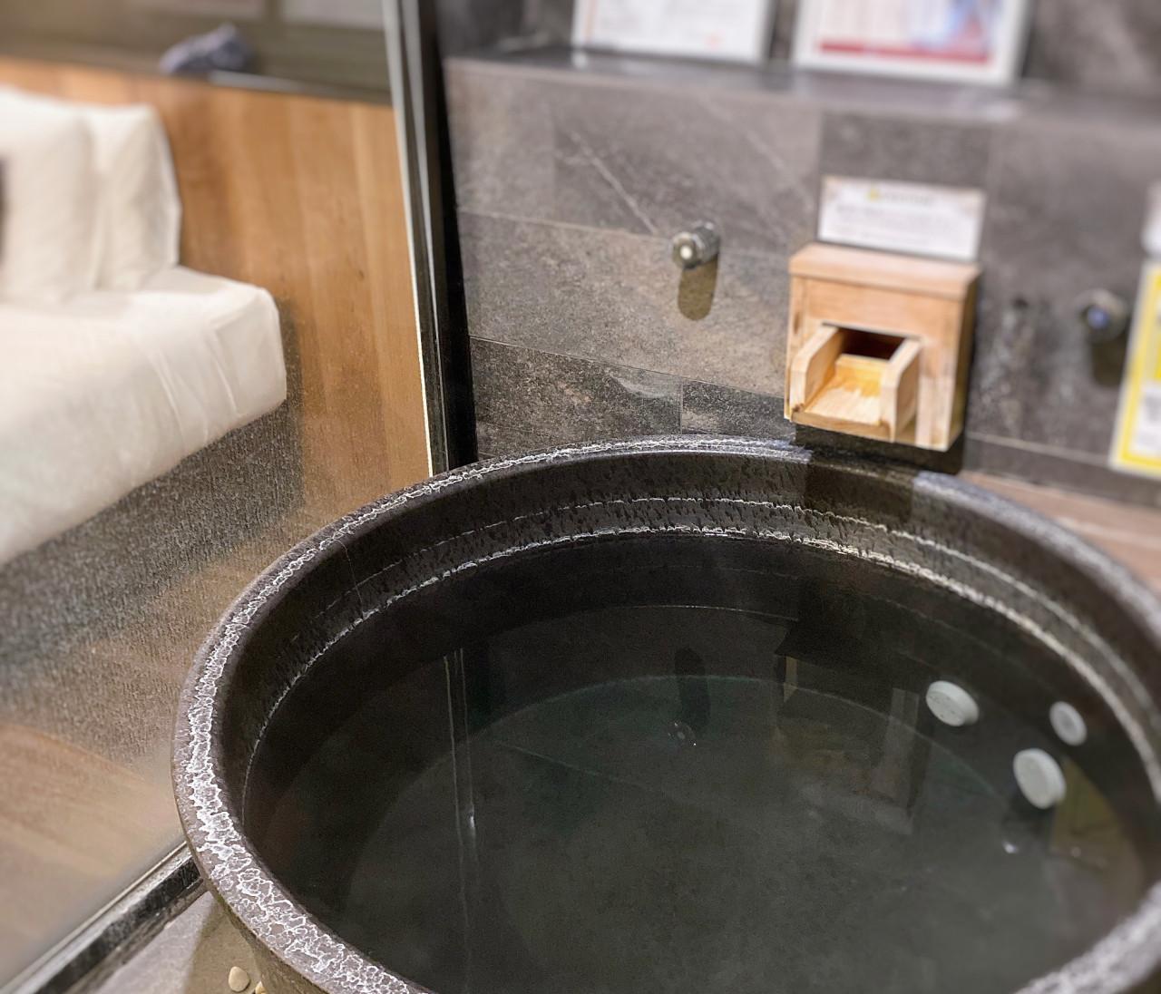 半露天風呂付きでリーズナブル!箱根温泉で贅沢気分を味わおう!