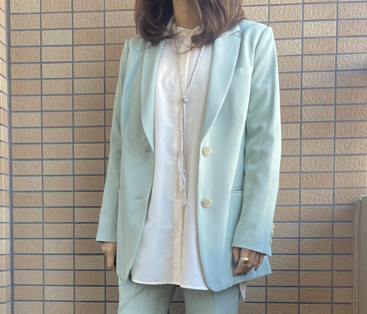 【GU】流行のバンドカラーシャツは低身長でも着こなせる!