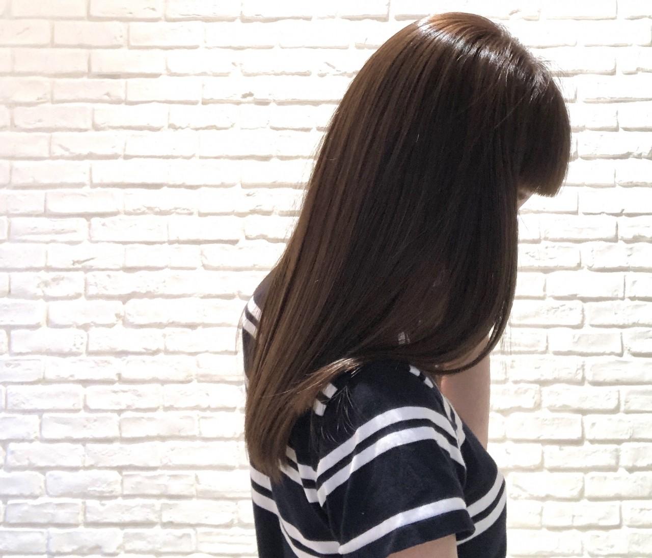 30代からのヘアケア「髪質改善トリートメント」