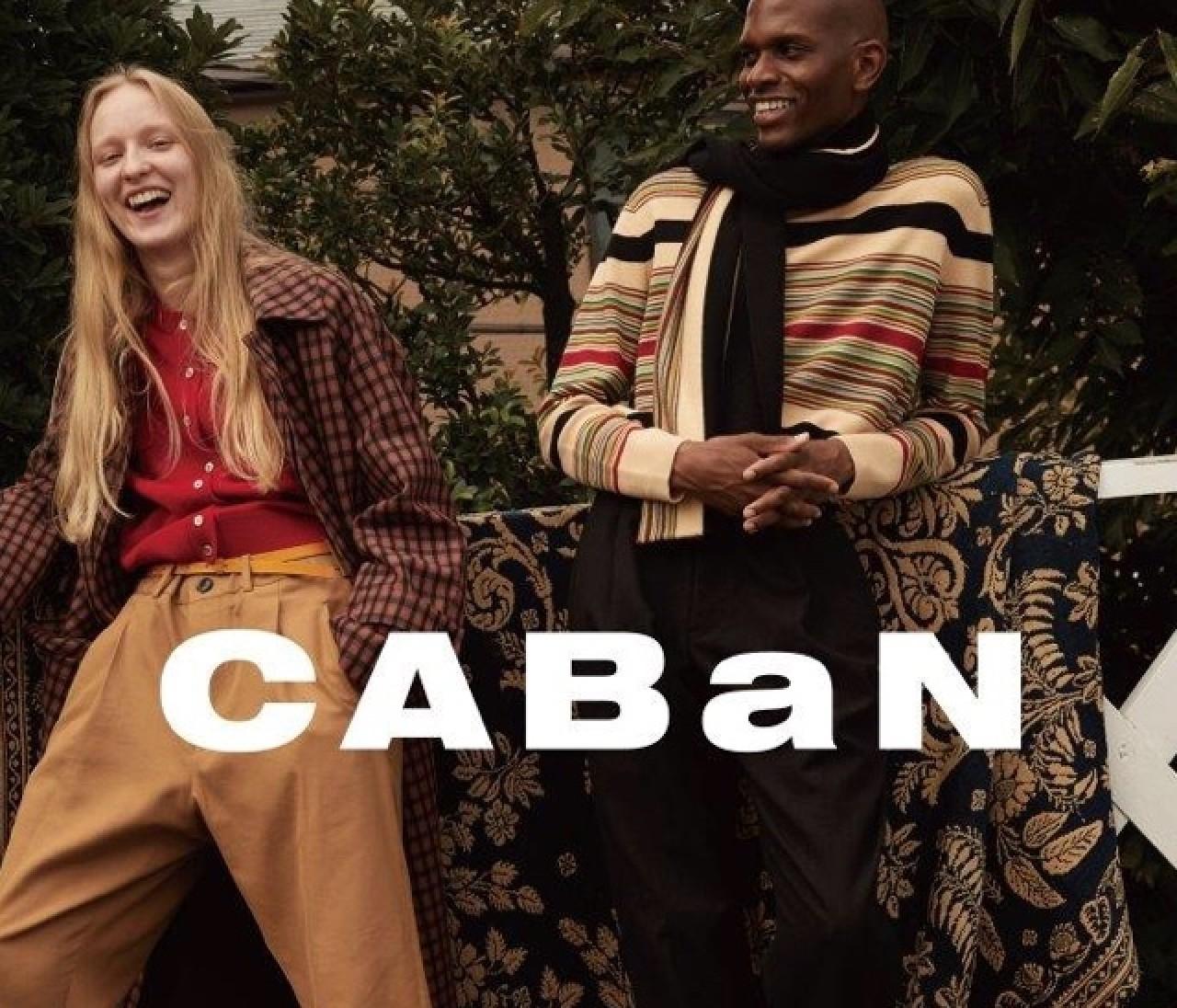 TOMORROWLAND発新ブランド【CABaN】のショップがオープン!