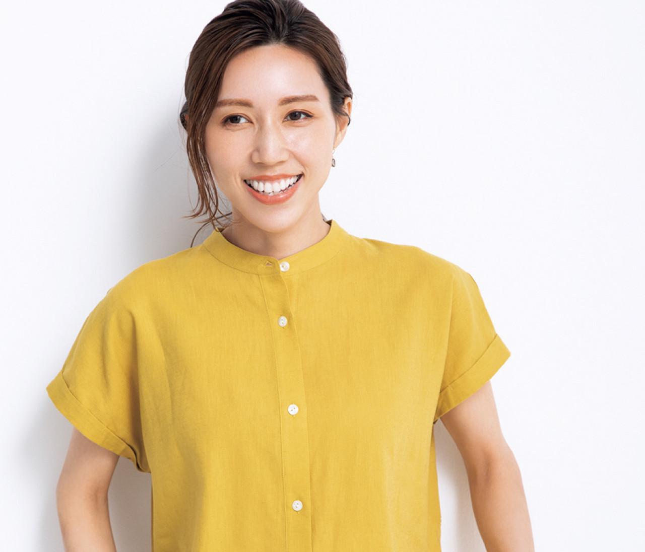 【骨格診断・ブラ編】ナチュラルタイプに似合うのは?リブニット、Tシャツ、シャツで実験&おすすめカタログも!