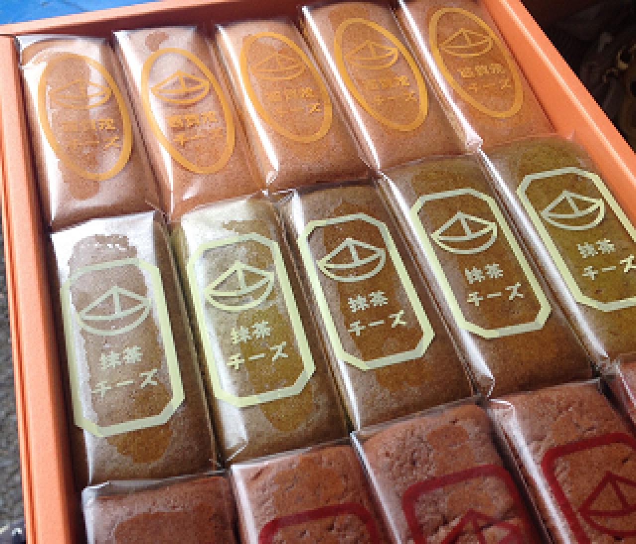 京都在住の人が教えてくれた大人気、パティスリー菓欒 (カラン)のチーズケーキ