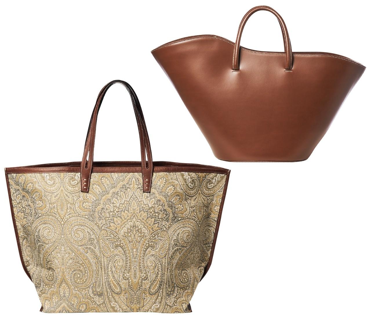 秋の新作バッグ、「舟形トートバッグ」におしゃれプロが熱い視線!