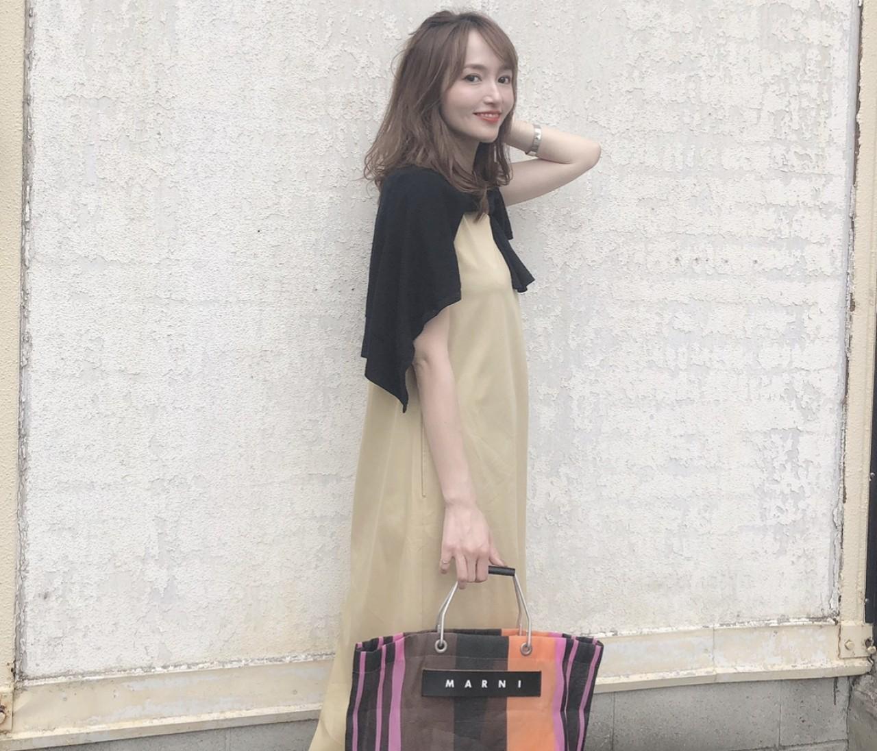 【BAILA8月号】被り買いUNIQLOワンピース♡