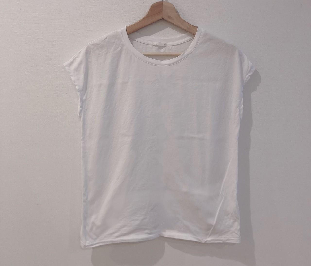 【GU】990円!使えるプチプラTシャツ!
