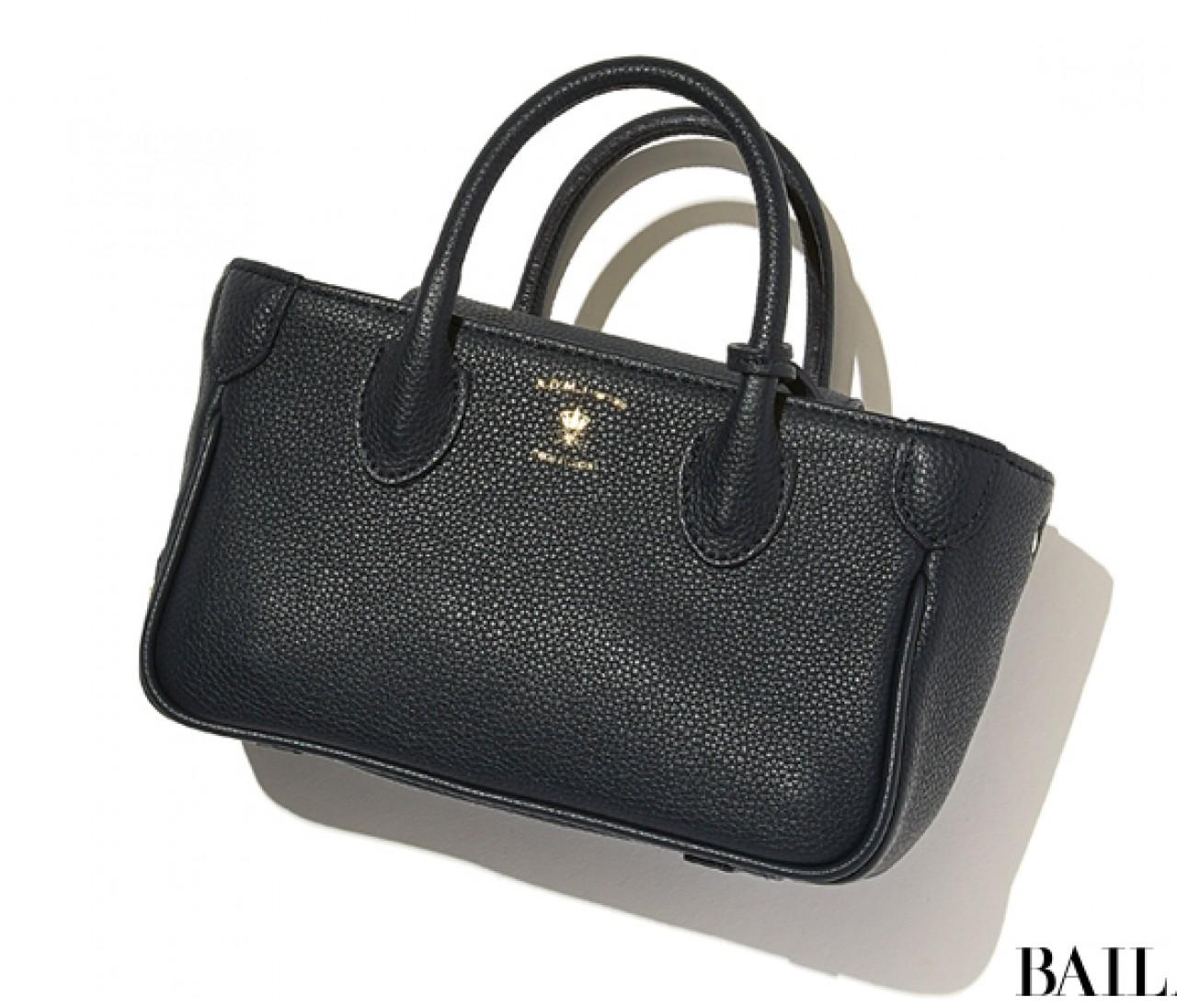 【愛されちびバッグ11選】女らしさアップ! アクセ感覚のスモールバッグ