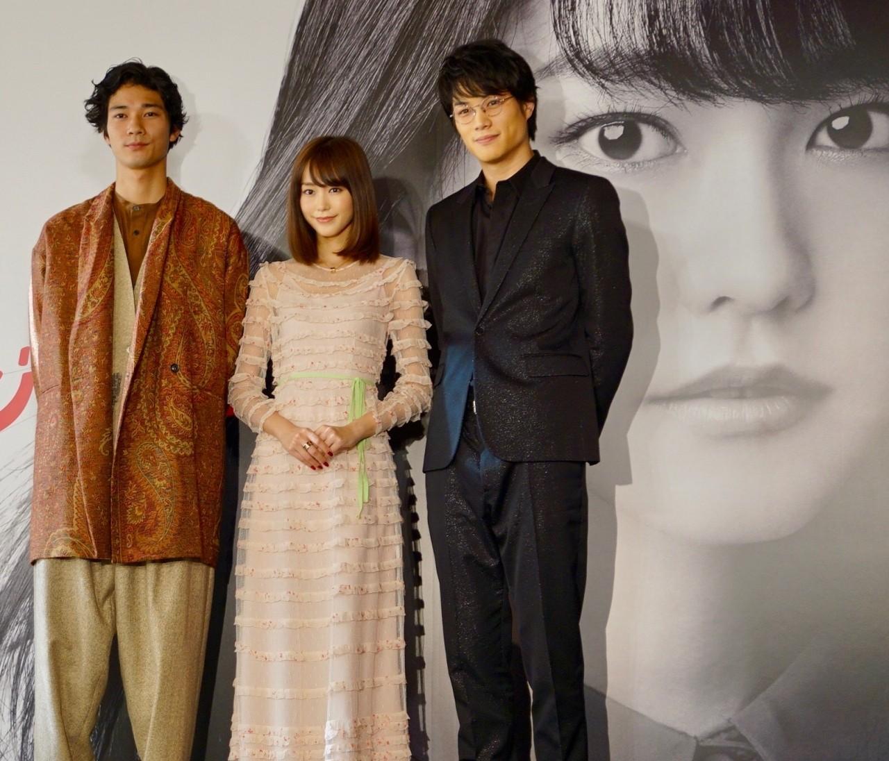 ブルガリとイケメンに愛される桐谷美玲が可愛すぎた話【映画「リベンジgirl」】