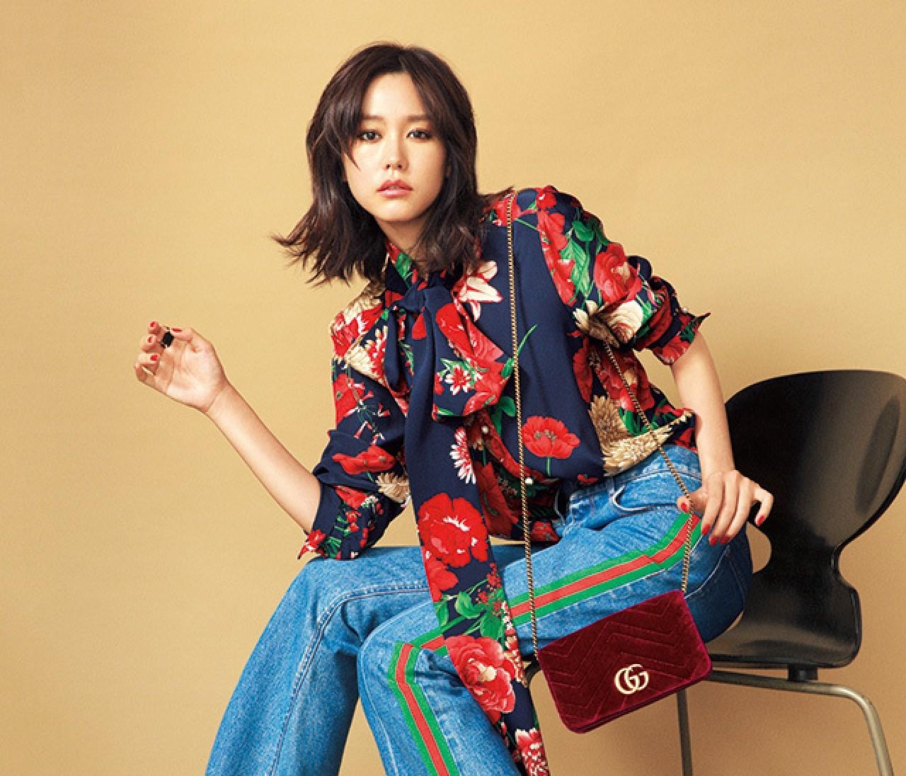 【桐谷美玲♡結婚おめでとう記念】ハイブランドの新作バッグたっぷり魅せます