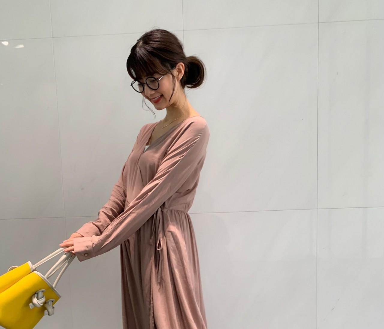 皆さまはじめまして♡ / 秋bag買いました☺︎
