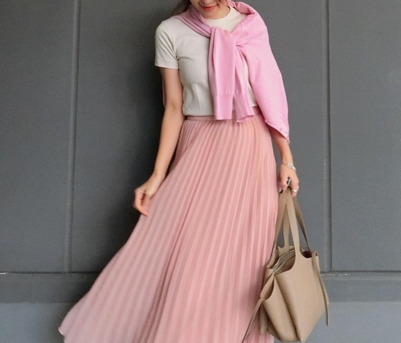 オンラインで購入♪ZARAとH&Mのピンクアイテムが可愛い!