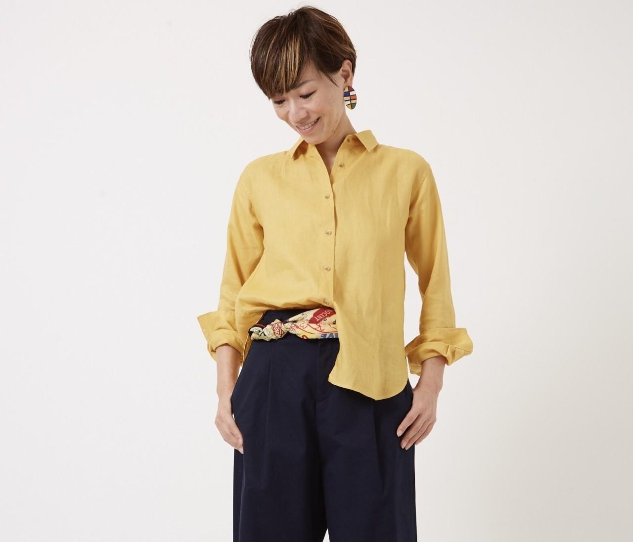 【ユニクロ】ウワサの骨格診断で、本当に似合うシャツ選びに挑戦!