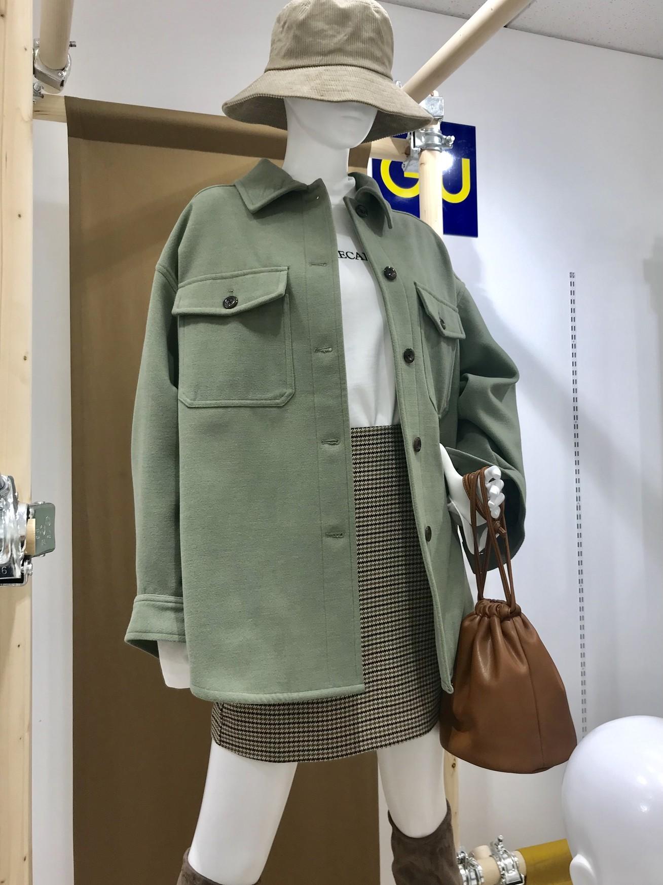 2019秋→冬は中間ライトアウターを買え【GU(ジーユー)】のCPOジャケットで30代女子があか抜けるコーデのコツ_2_1