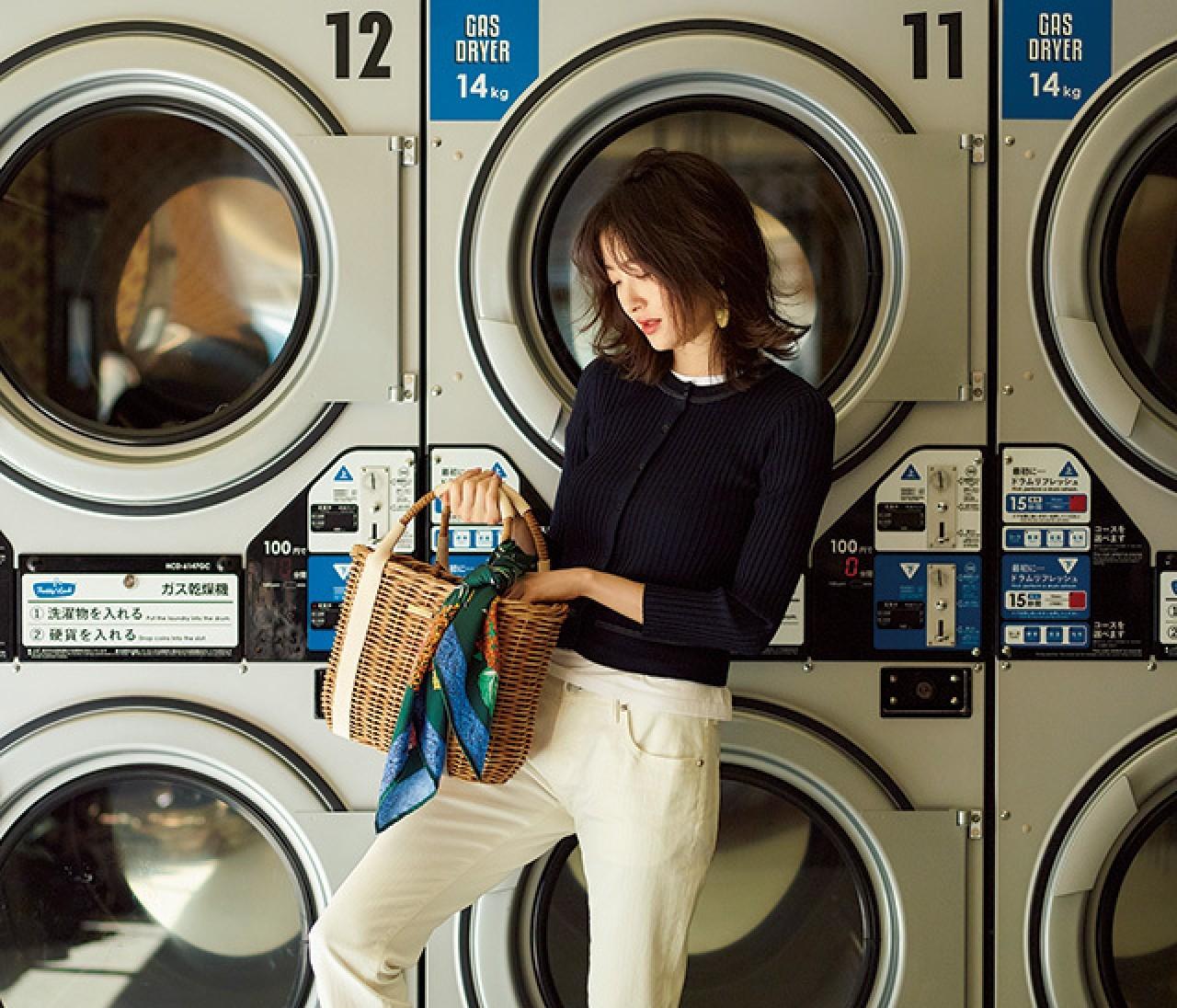 カジュアルな白T&白デニムコーデは、きれいめカーデで上品に♡【2018/6/10のコーデ】