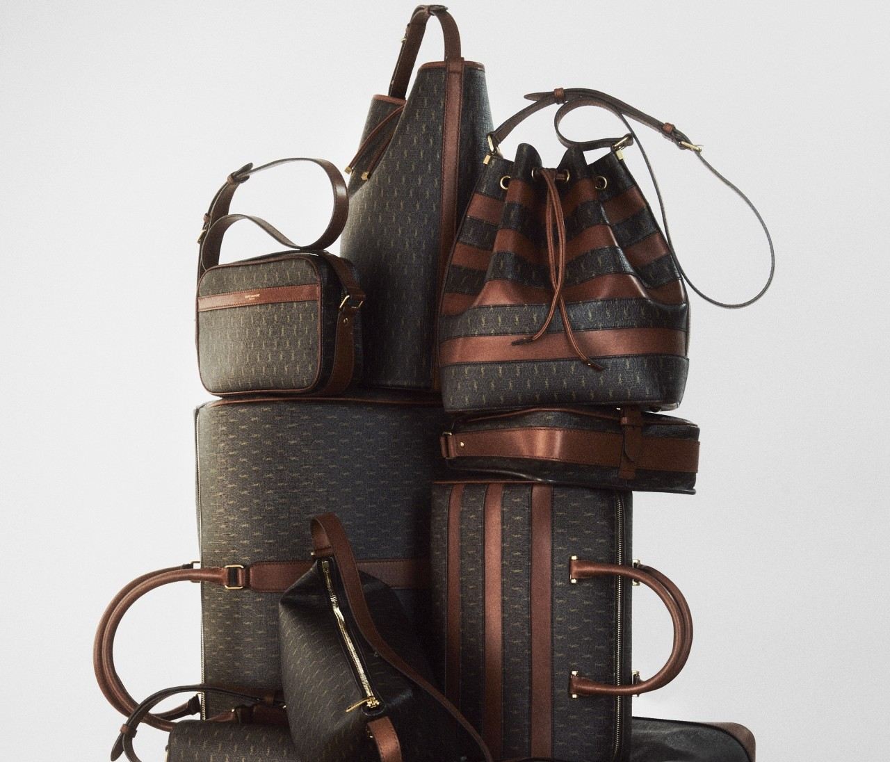 【サンローラン「LE MONOGRAMME(ル・モノグラム)」ラインから新作バッグ登場】シックなデザインで秋を呼び込んで