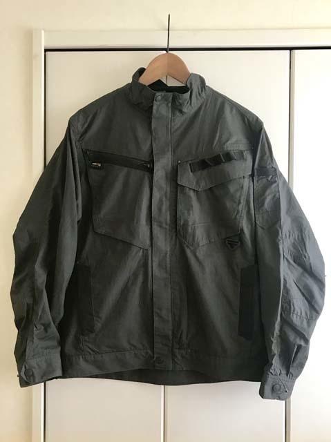 【ワークマン】作業着ジャケットを女子向けに活用!