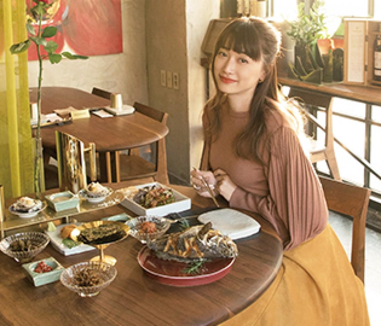 【ソウル】グルメスポットをヨンアがナビ!大人な雰囲気のお店急増中♡