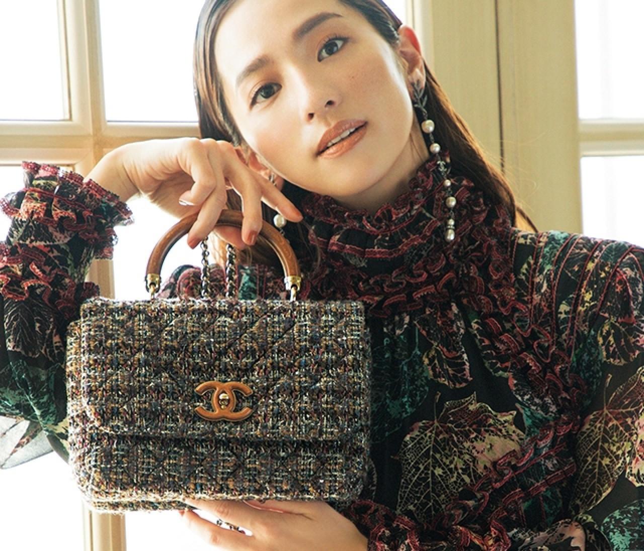 【シャネルのバッグ&財布まとめ】30代女性が今持つべきトップブランド・シャネルのアイテム