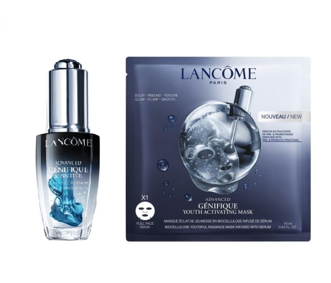 【BAILA公式Instagramフォロー&いいねキャンペーン】ランコムの美容液&マスクのセットを5名にプレゼント!