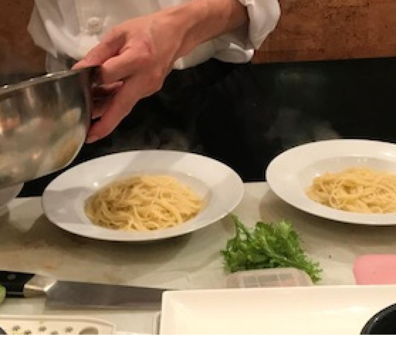 """初めての""""ぼっち寿司カウンター""""体験!"""