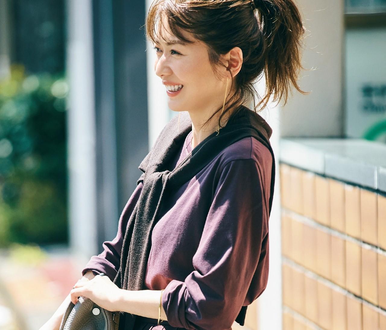 【ユニクロのメンズニット】30代が買うなら「きれいな渋色」!おしゃれプロの最旬3コーデ