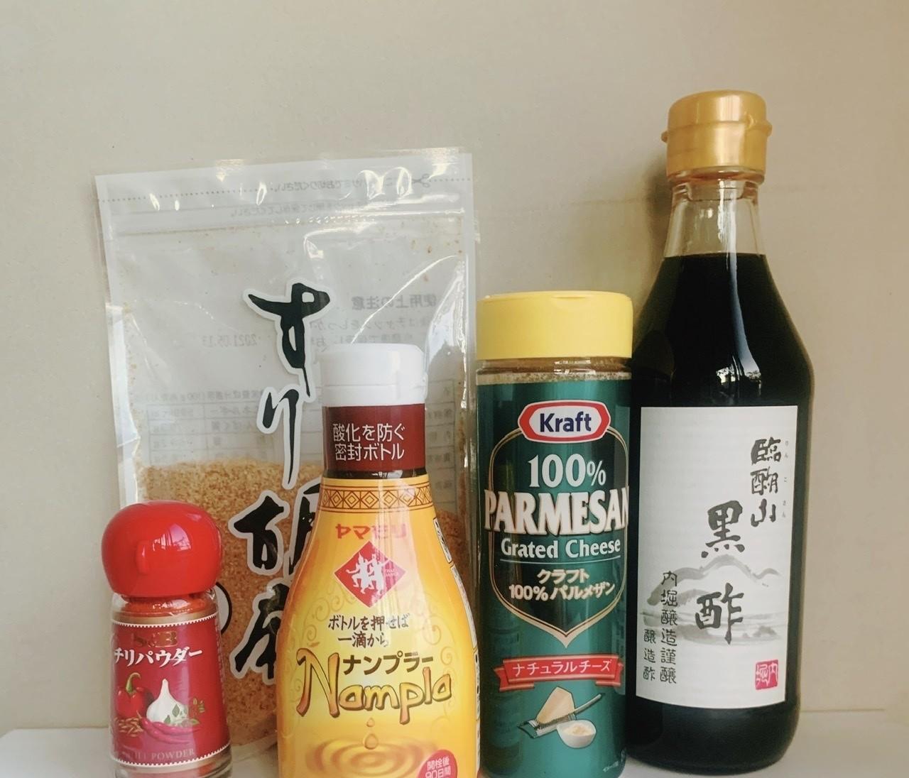 <Atsushiさん厳選> 料理が3倍美味しくなるスタメン調味料