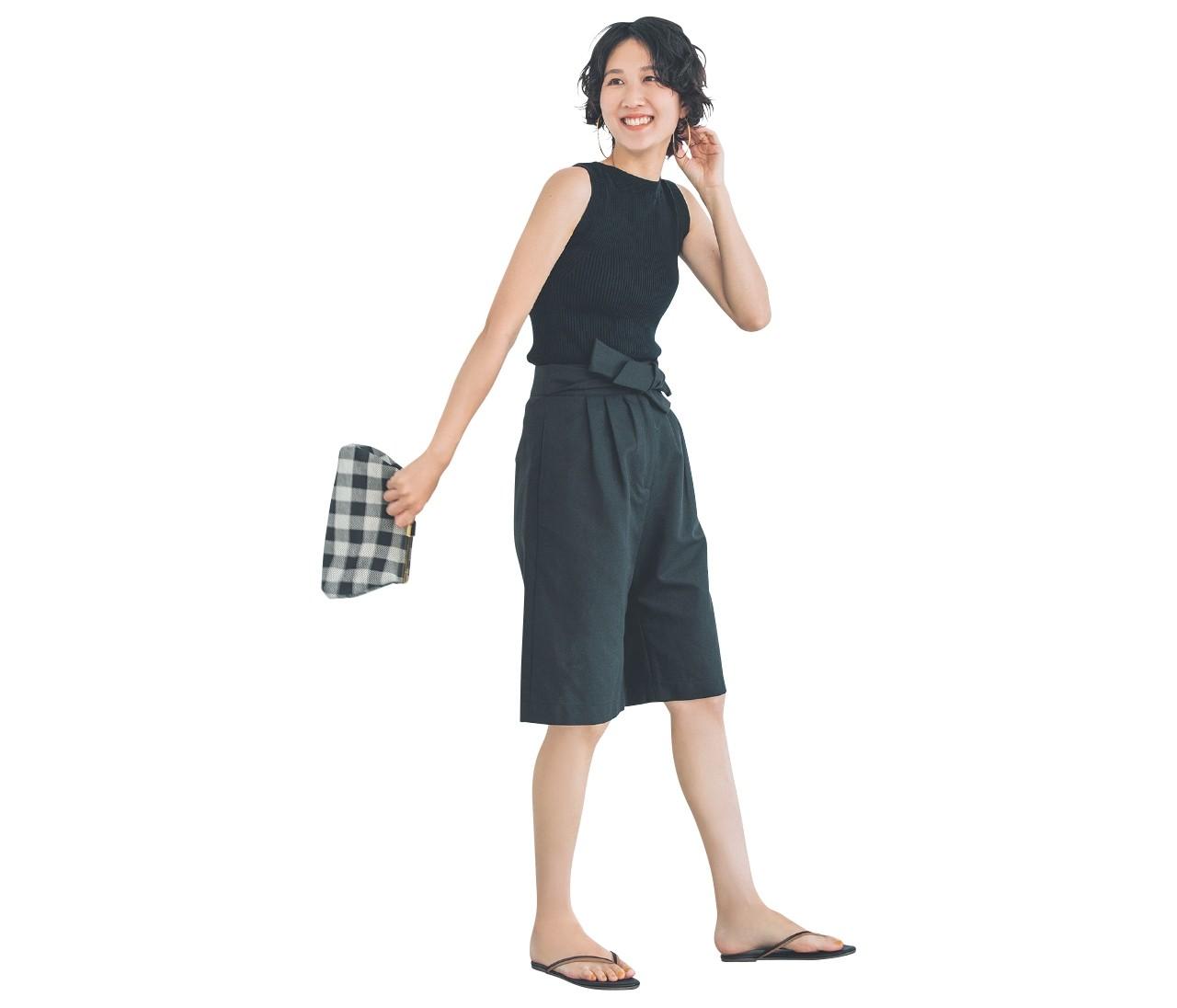 【30代女子の夏ファッションQ&A】大人のミニボトムコーデとは?