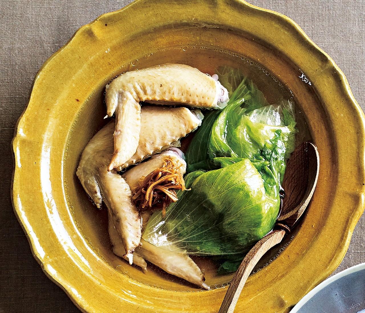 罪悪感ゼロ!スープ作家特製たっぷり野菜レシピ4品【有賀 薫さんのスープレシピ②】