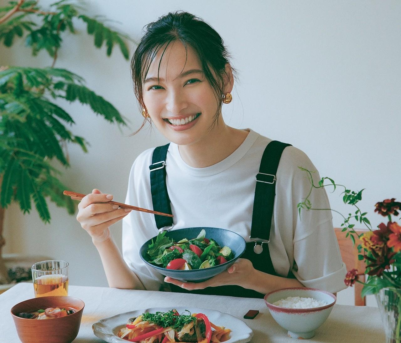 【大政絢】「絢ごはん」が大人気!体の内側からきれいになる3レシピを公開♡