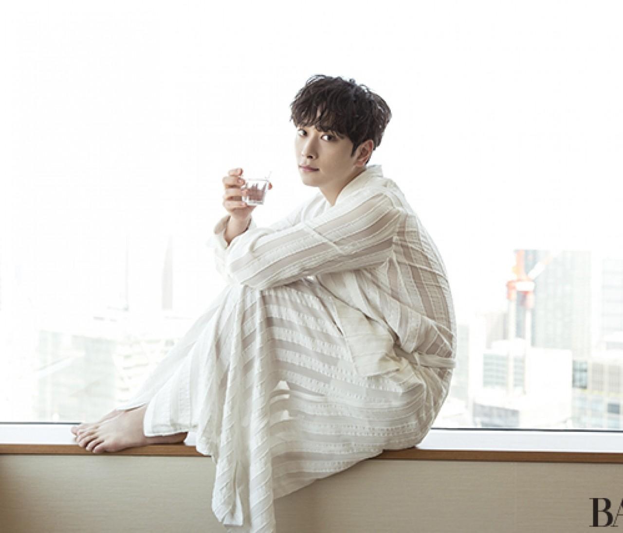 CHANSUNG (From 2PM)@BAILA限定♡スペシャルショット&こぼれ話①