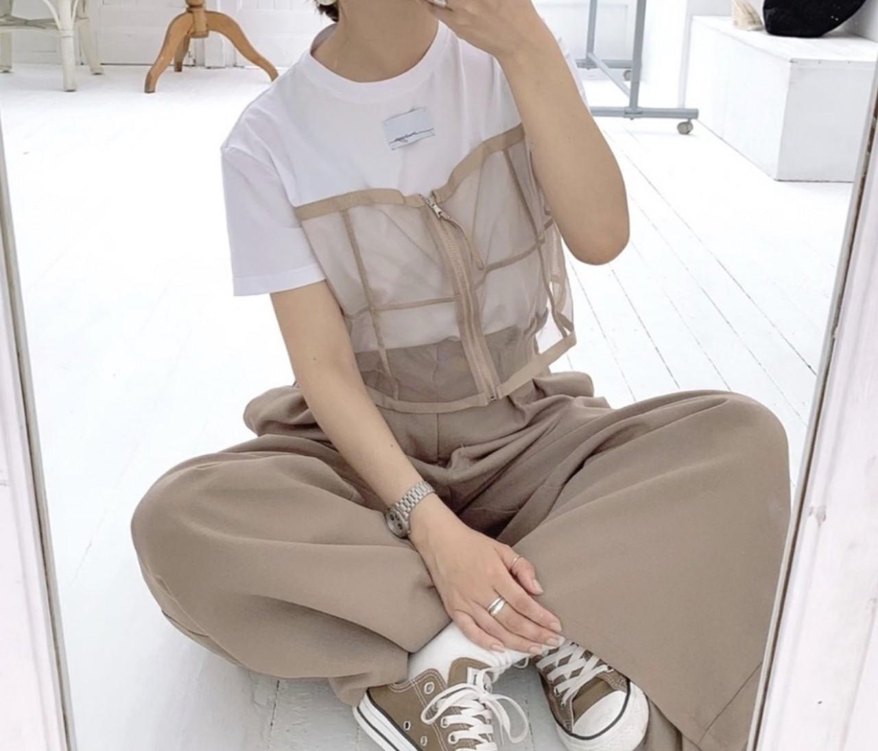 【コーデ画像】今年はTシャツが豊作!プチプラビッグTからロゴTまで色々…♡