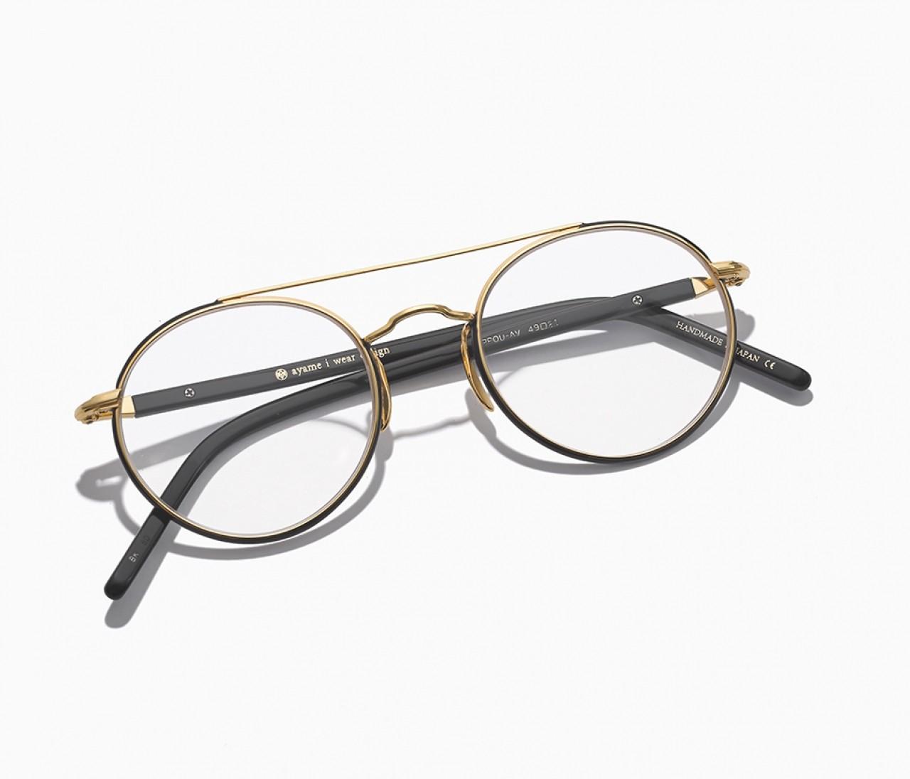 """ayameのメガネで絶妙な抜け感を【""""ちょっと無骨、だけどスタイリッシュ""""なアイテム⑭】"""