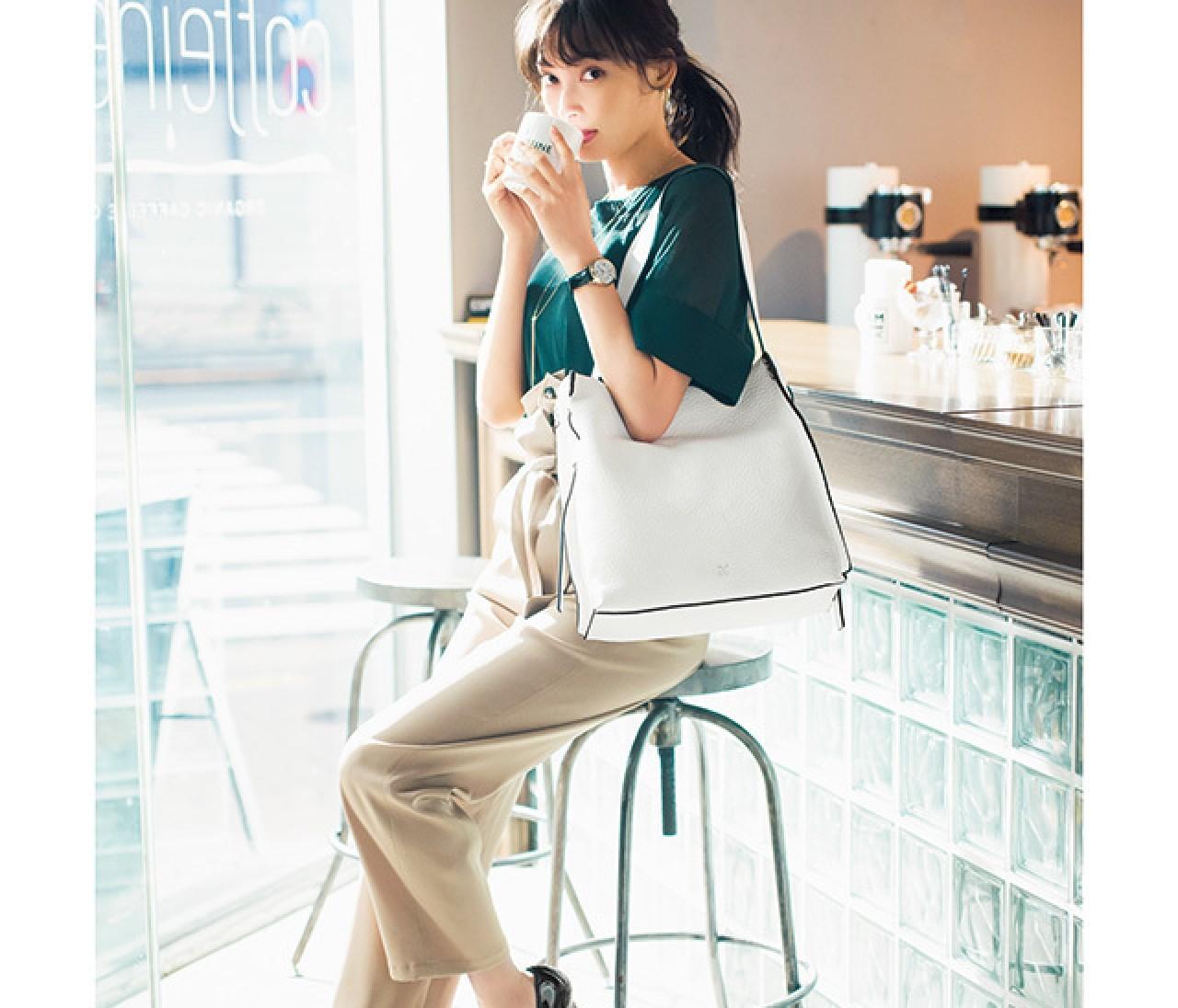 5万円以下で探す、働く女子にガチ売れ【理想のお仕事バッグ】神8